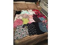 Girls 18/24 months large bundle