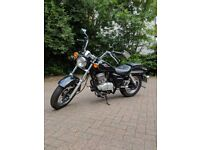Learner Legal Suzuki Marauder 125. Long MOT, New Tyres, Oil & Filter Just changed.