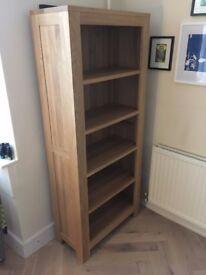 Book shelf - Solid oak (Oak furniture land)