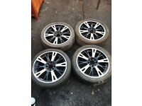Wolfrace Alloys x 4