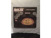 Solid, 6 shot roulette