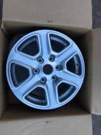 Brand new in box 17 inch alloy wheel