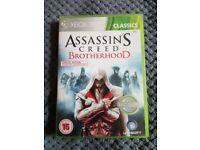 Xbox assassin's creed brotherhood