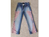 Italian designer jeans