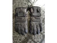 nitro racing motorbike gloves