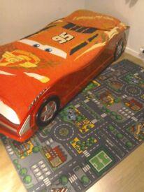 Racing Car bed frame