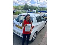 Driving lesson & driving instructor( manual car only)
