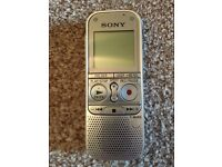 Sony ICD-AX412F Stereo Voice Recorder