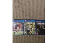 PS4 GAMES for sale!!!