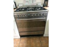 Smeg 80cm wide range cooker for spares or repair