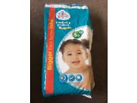 Asda Little Angels Nappies - Size 6 - 24 Left