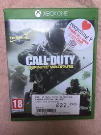 Call of Duty Infinte Warfare Legacy Edition Xbox One