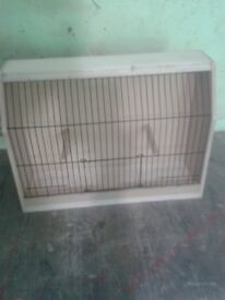 budgie / canary / bird carrying box