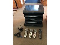 5 sky HD boxes for sale