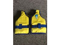 Child's swimming jacket