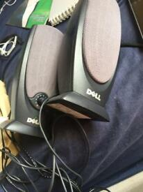 Dell speakers