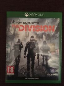 Tom Clancys The Division for Xbox One