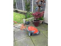 Flymo hover vac good condition