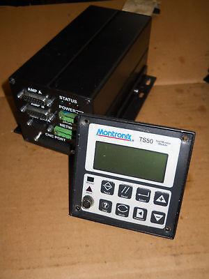 Montronix Cnc Tool Monitor Module Keypad Ts50 Ts-50