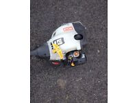 Ryobi 25cc petrol garden strummer with heavy duty cord, good starter, bargain £25