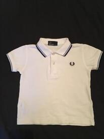 6-12 months Fred perry
