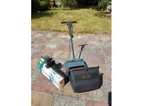 Lawn Rake + Hedge Trimmer (electric)