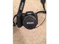 Nikon P530 bridge camera
