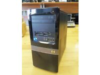 Fast Desktop PC Hp 7100 i3 -2.9ghz ,160gb hdd , 8gb Ram +WiFi
