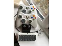 XBox 360 Controllers + Charger