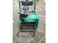 Lawn mower perfect working order