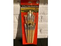 Artists Brushes