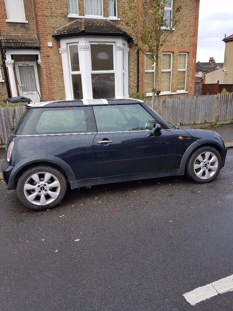 Smooth driving mini cooper for sale. Would make an excellent first ...