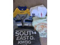 Mens clothing designer bundle. GSTAR,SUPERDRY,TOM WOLFE,JACK JONES,NEXT,FIRETRAP. XL