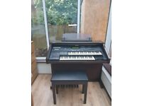 Piano with Seat - Technics Sx GN5
