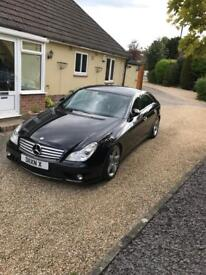 Mercedes cls 350 factory Amg kit low mileage