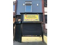 Shop to let in s5 firthpark cheap rent