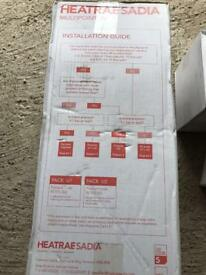 Heatrae Sadia multipoint 10l unvented water heater