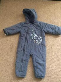 Age 2-3 Snow Suit
