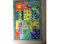 Tiny Love Super Mat, padded playmat in excellent condition 100cm x 150cm, machine washable