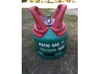 Patio gas bottle 5kg