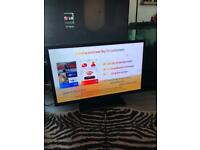lG 42 inch lcd / built in freeview