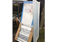 Sulby shower tray and screen £150 brand new