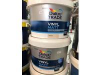 Dulux Vinyl Matt 10L £50 RRP