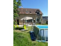 Holiday Let/Gite South West France with Pool