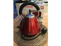 Morphy Richards Accents Kettle (Red)