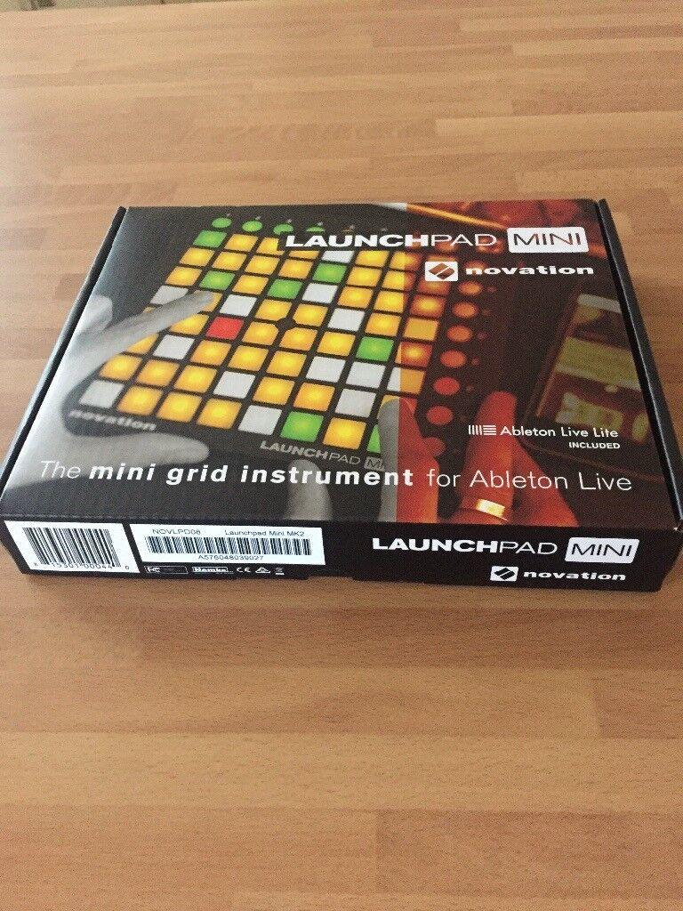 Novation Launchpad Mini Mk2- Brand new still in box