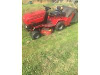 Westwood ride mower