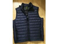 Marks & Spencer 'Active' thermal padded gilet - large - excellent condition