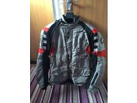 BMW Motard rallye men's motorbike jacket