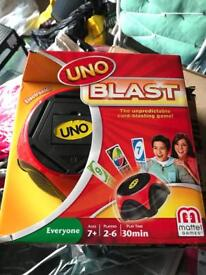 UNO blast game